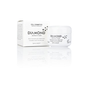 Diamond Sensation serum na dzień i noc 50 ml Litokosmetyki Cell Cosmetics